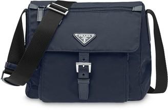 Prada fabric shoulder bag