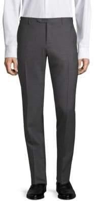 Corneliani Straight Wool Trousers