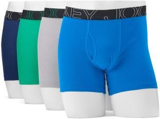Jockey Men's 4-pack ActiveBlend Boxer Briefs