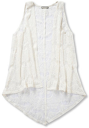 Eyeshadow Lace Vest