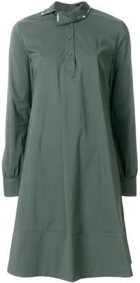 Steffen Schraut A-line shirt dress