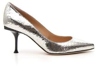 Sergio Rossi Pointed Toe Stiletto Heels