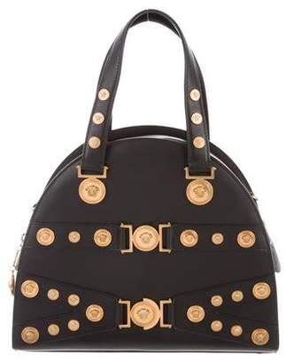 Versace 2018 Medusa Medallion Bag