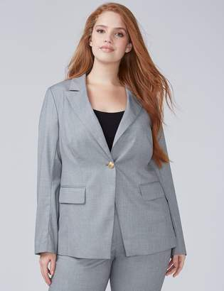 Bryant Blazer - Tailored Stretch Gray