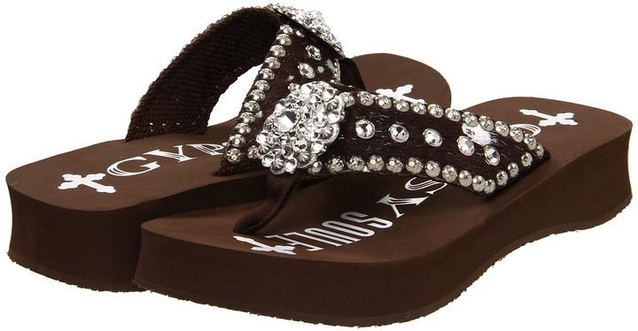 Gypsy SOULE Cadillac (Chocolate) - Footwear