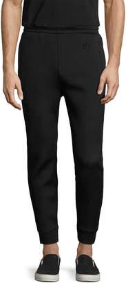 Balenciaga Solid Banded Cuffs Jogger