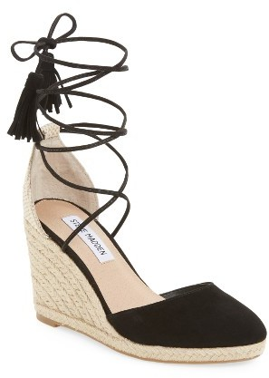 Women's Steve Madden Bestow Wraparound Wedge