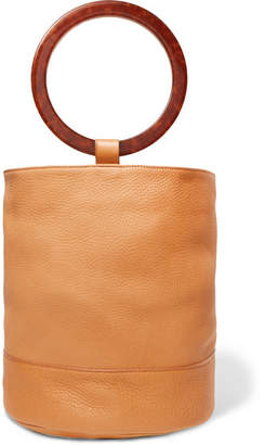 Simon Miller Bonsai 30 Nubuck Bucket Bag - Tan