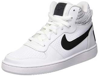 low priced eff7c 5dc46 Nike Boys Court Borough Mid Se (gs) Fitness Shoes Multicolour (White  Anthracite