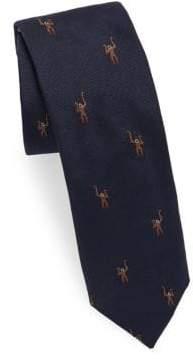 Paul Smith Silk Narrow Tie