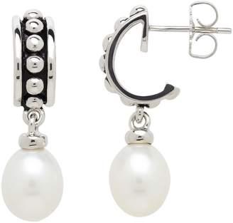 Honora Style Freshwater Pearl Drop Stud Earrings
