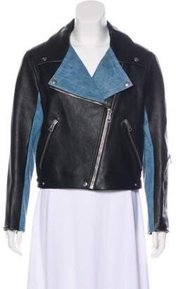 Acne Studios Rita Leather Jacket