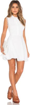Tularosa x REVOLVE Ray Mini Dress $150 thestylecure.com