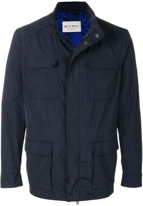 Etro military jacket