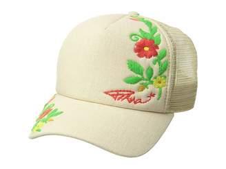 Prana Embroidered Trucker Caps