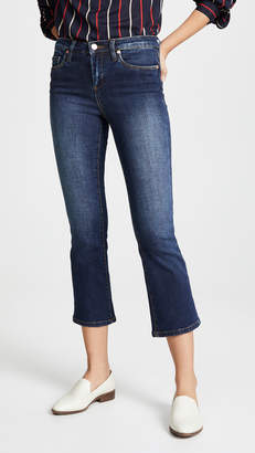 Blank The Varick High Rise Kick Flare Jeans