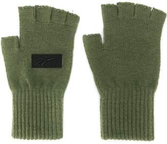 Reebok x Victoria Beckham fingerless gloves