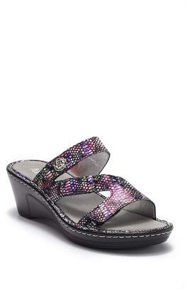 Alegria by PG Lite Funtastic Wedge Sandal