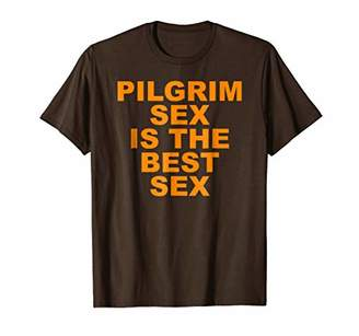 Pilgrim Sex Thanksgiving Shirt-Raunchy Holiday Shirts