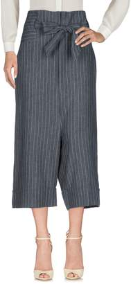Malloni 3/4-length shorts