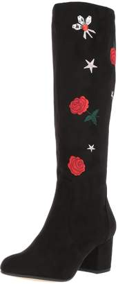 Betsey Johnson Women's Baylor Slouch Boot