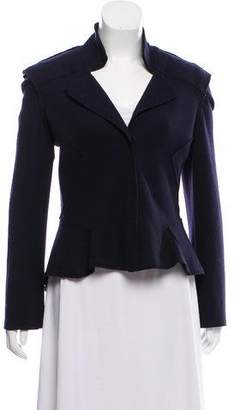 Bottega Veneta Wool Knit Jacket