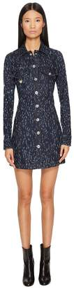 Versace Abito Denim/Jeans Donna Women's Coat