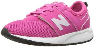 New Balance Girls' KA247PPI-K