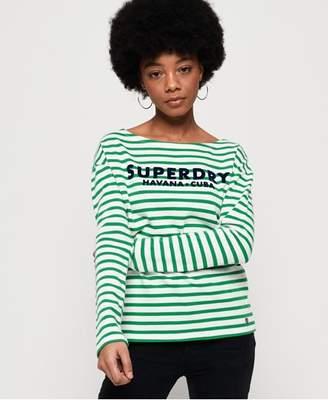 Superdry Havana Long Sleeve Top