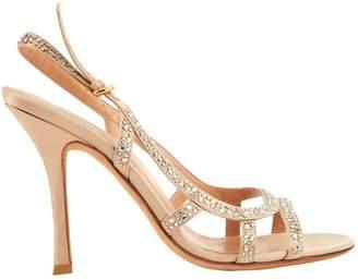 Sergio Rossi Cloth heels