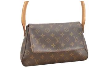 Louis Vuitton Looping cloth handbag