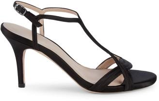 Stuart Weitzman Sunny T-Strap High Heel Sandals