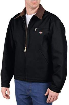 Dickies Big & Tall Men's Rigid Duck Blanket Lined Jacket