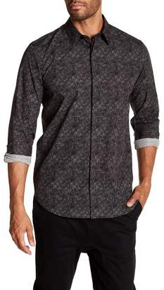 Theory Lev Linel Slim Fit Shirt