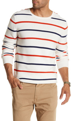 Dockers Links Rocket Striped Knit Sweater $68 thestylecure.com