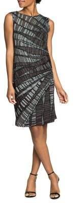 Nic+Zoe Twilight Sleeveless Shift Dress