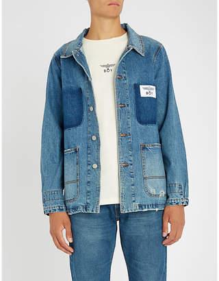 Boy London BOY is Love denim jacket
