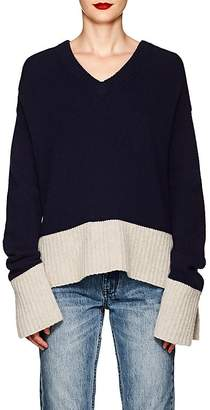 Derek Lam 10 Crosby Women's Wool-Blend V-Neck Sweater