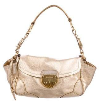 Prada Vitello Daino Easy Shoulder Bag