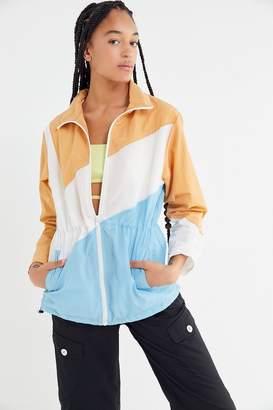 Urban Outfitters Austen Colorblock Windbreaker Jacket