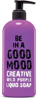 Be In A Good Mood BE IN A GOOD MOOD Creative Wild Purple Liquid Soap