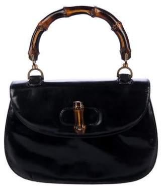 7c2e248ec13486 Gucci Bamboo Handle Handbag - ShopStyle