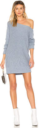 BCBGMAXAZRIA Alayna Oversize Sweater Dress
