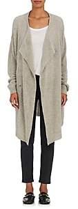 Pas De Calais Women's Wool-Blend Cardigan - Beige, Tan