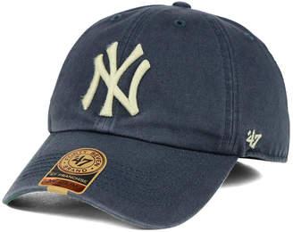 '47 Brand New York Yankees Vintage Franchise Cap $29.99 thestylecure.com
