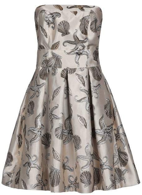 W LES FEMMES Short dress