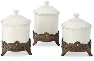 JCPenney JCP HOME HomeTM Amberly 3-pc. Canister Set