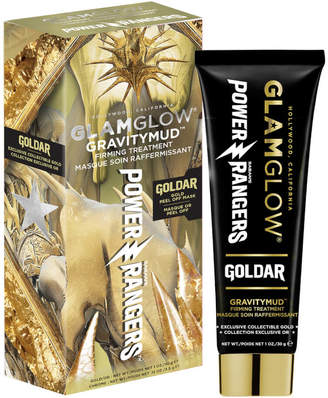 Glamglow Gravitymud Firming Treatment - Gold Peel Off Mask Power Rangers Edition