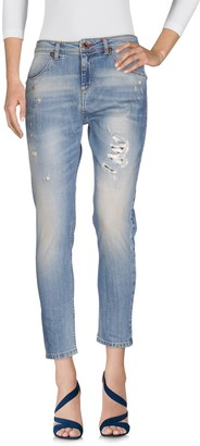 Ab/Soul Denim pants - Item 42589231GN