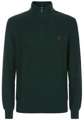 Polo Ralph Lauren Knit Zip-Up Sweater